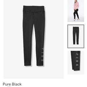 NIP-PINK Fleece Lined Leggings